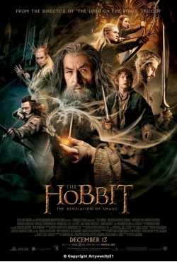 The Hobbit - The Desolation of Smaug (2013)